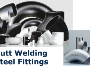 Butt Welding Steel Fittings