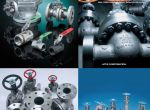 Valves for Industrial, Oil & Gas and Petrochemical Applications